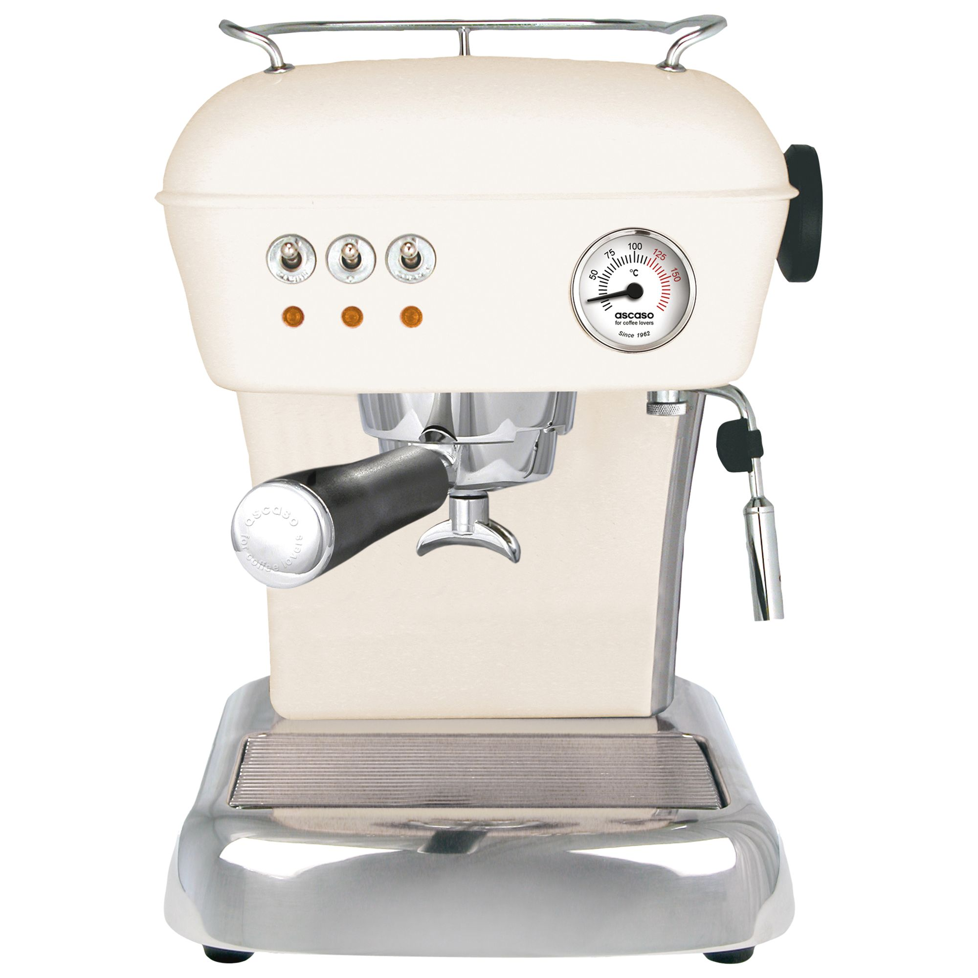 Italian Coffee Maker John Lewis : Buy Ascaso Dream Versatile Plus Coffee Machine John Lewis